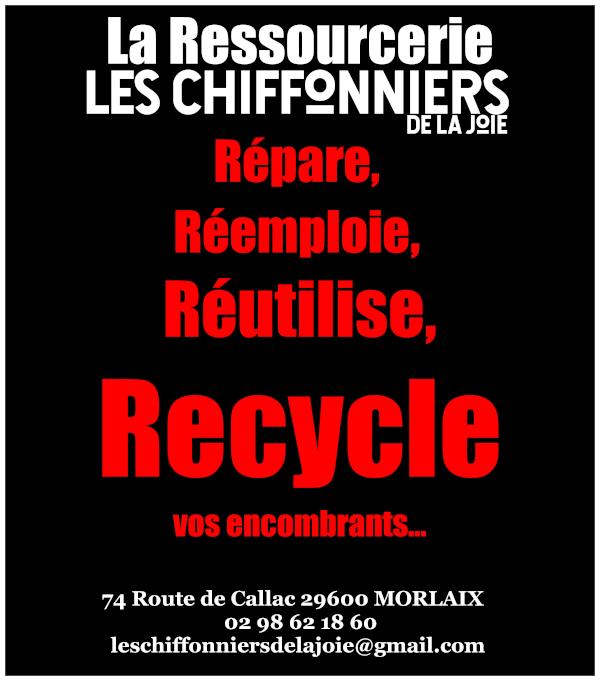 Réparer Réemployer Réutiliser Recycler
